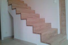 Menuiserie escalier Annecy