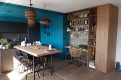 Agencement de cuisine haut de gamme Epagny Annecy